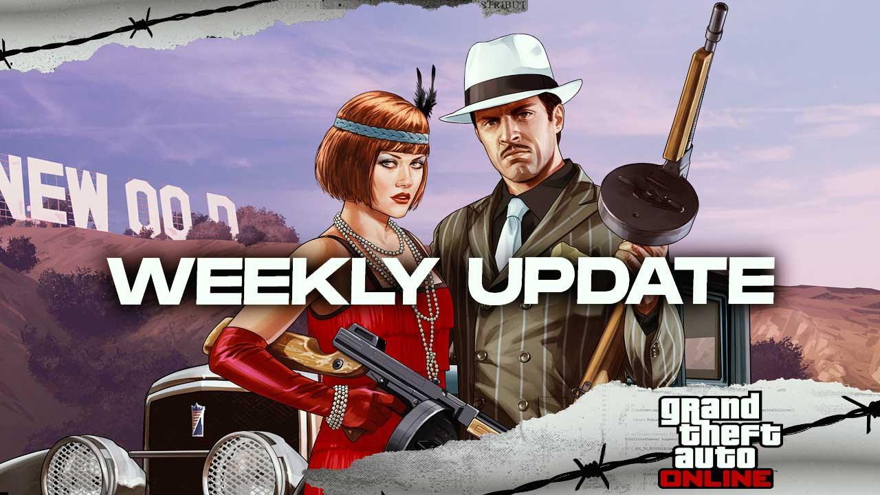 Gta V Online Weekly Update Countdown 2 De Julho Data De Lancamento Hora Conteudo Esperado Descontos E Mais Realgaming101 Pt
