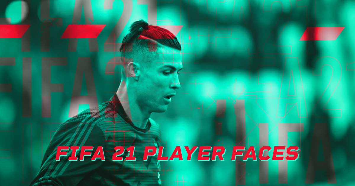 fifa 21 player faces ps5 graphics