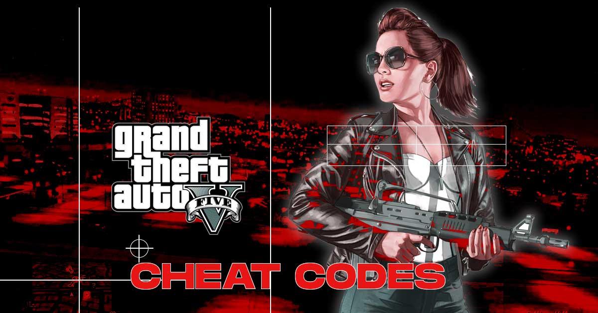 Cheat Code Central Gta 5