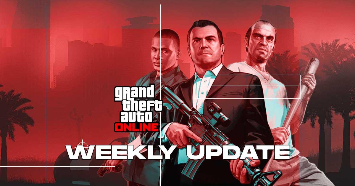 gta v online weekly update countdown 11 june