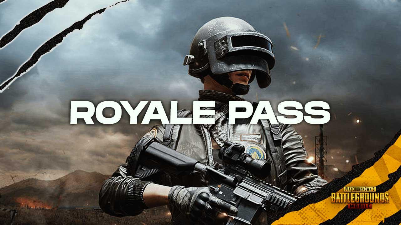 pubg mobile season 14 royale pass