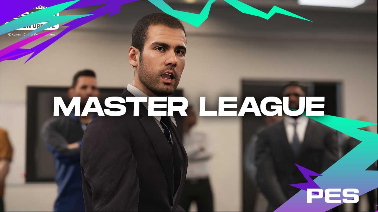 PES 2021 master league guardiloa