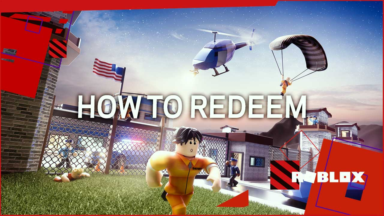 roblox how to redeem
