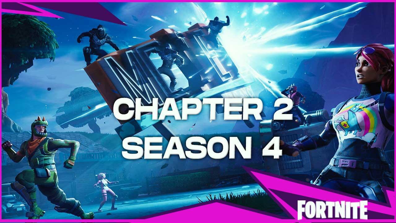 Chapter 2 Season 4