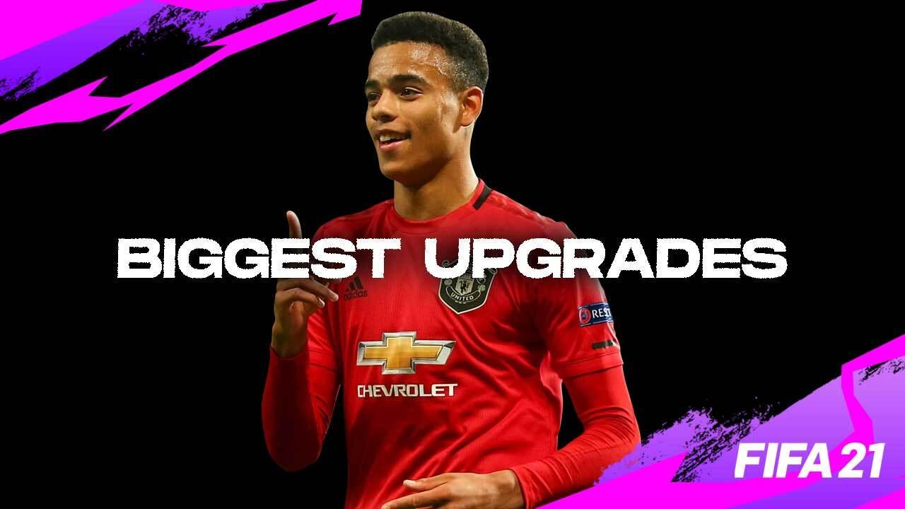 Fifa 21 Ratings: Jogadores mais melhorados - Haaland, Davies, Greenwood & mais | RealGaming101.pt