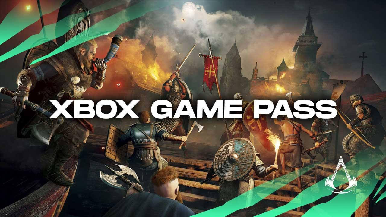 XBOX GAME PASS ac valhalla