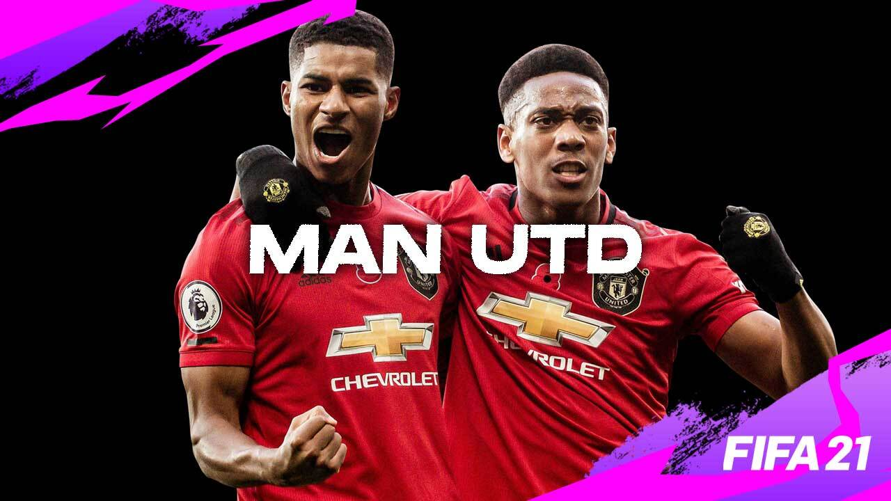 *ACTUALIZADO* FIFA 21 Ratings: Manchester United ...