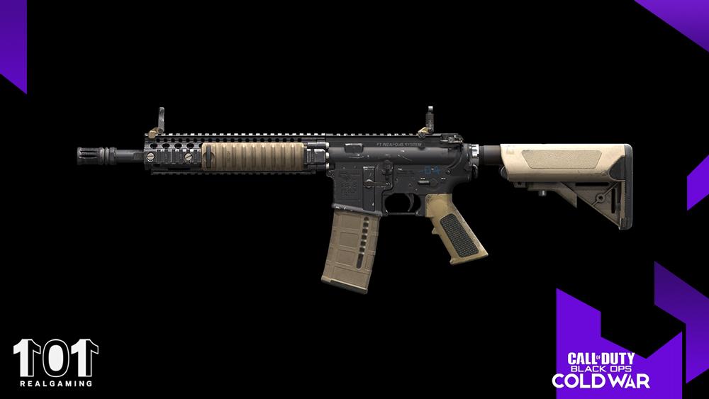 Call of Duty Warzone Esta es la mejor clase de la M4A1 para mediana y larga distancia en la temporada 6