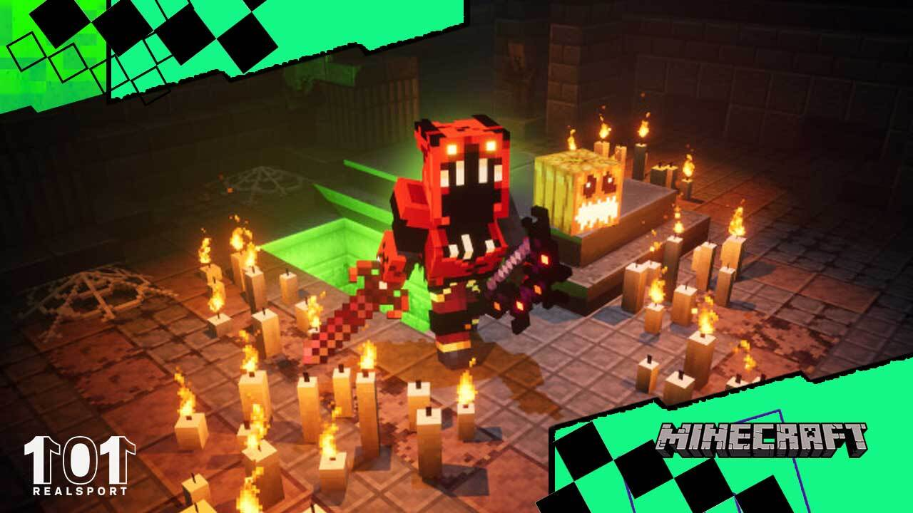 Minecraft Dungeons Update Download 10.10: Patch Notes, Evento