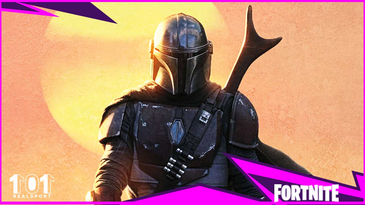 Fortnite Season 5 Battle Pass Mandolorian Leak