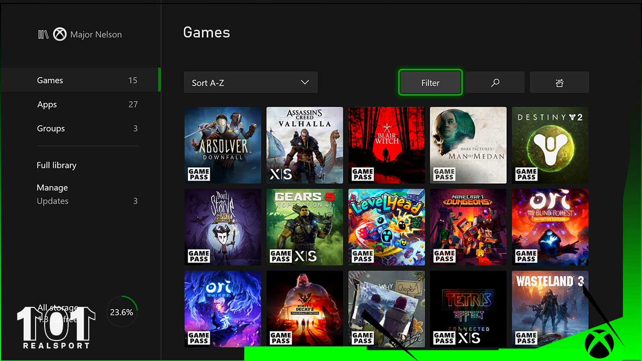 xbox series x dashboard reveal thumbnail