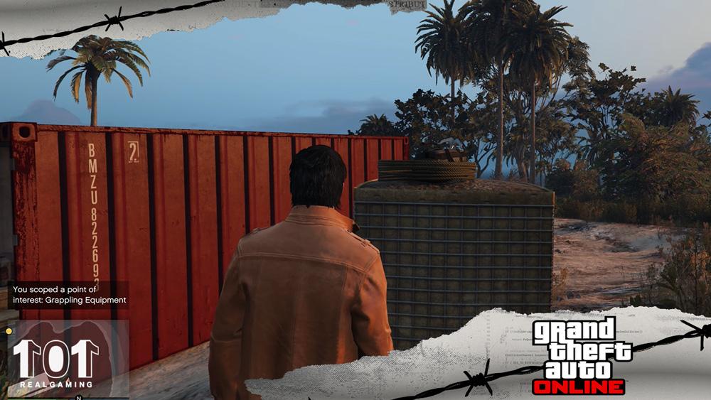 GTA Online Esta es la ubicación para todos los puntos de interés y objetivos secundarios del Golpe a Cayo Perico