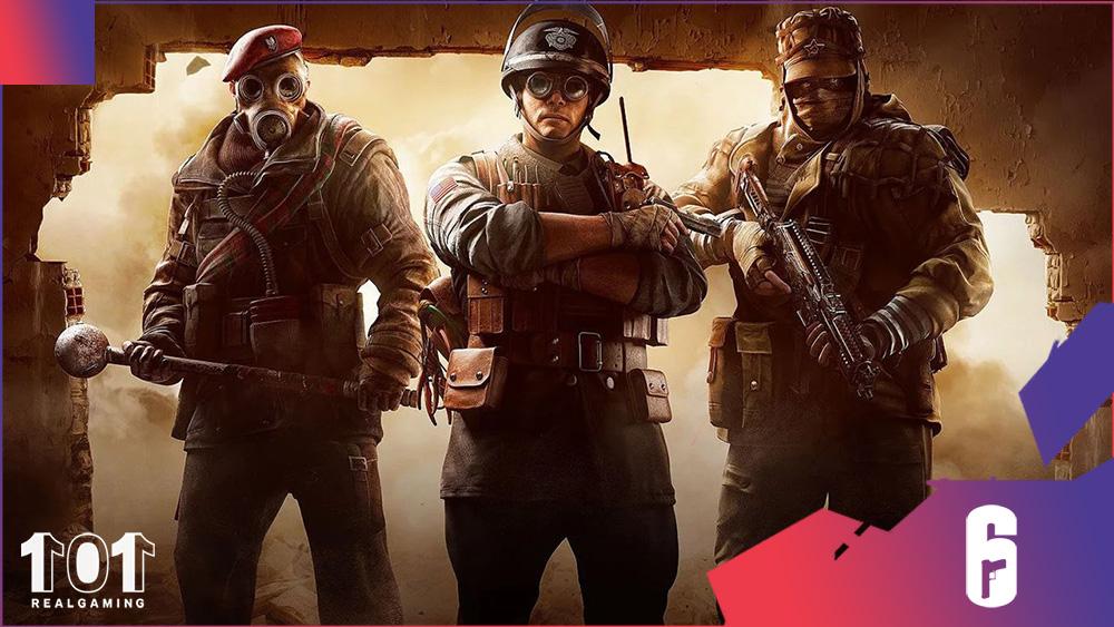 Rainbow Six Siege Fecha de salida nuevos operadores rework de mapa cambios en el gameplay y todo lo que sabemos de la Operación Crimson Heist