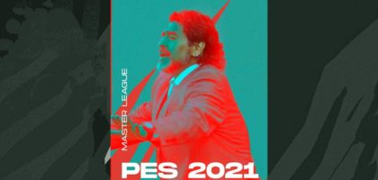 pes 2021 master league maradona