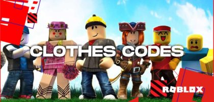roblox codes for clothes august 1