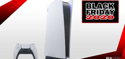 PS5 Black Friday 2020