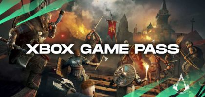 XBOX GAME PASS ac valhalla