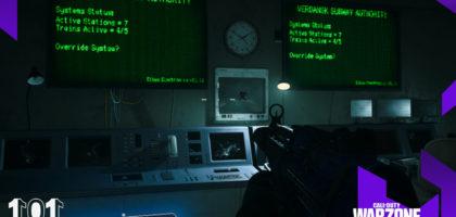 Call of Duty Warzone Guía para acceder a la estación subterránea secreta de la temporada 6
