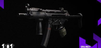 Call of Duty Black Ops Cold War Esta es la mejor clase a corta y mediana distancia de la MP5 en la beta
