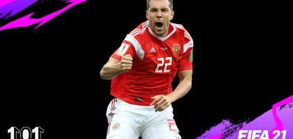 fifa 21 best free agents dzyuba