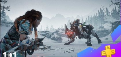 rs101 ps plus horizon zero dawn