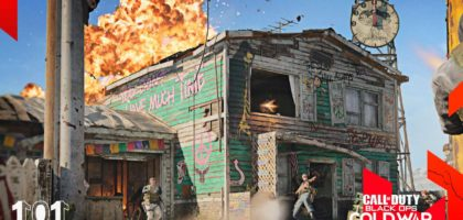 Call of Duty Black Ops Cold War Nuketown 84 Map Update Patch Notes Double XP Guns Zombies Onslaught