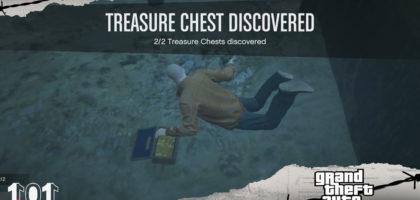 GTA Online Estas son las ubicaciones para los cofres del tesoro en la isla Cayo Perico
