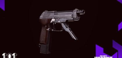 Call of Duty Warzone Cómo desbloquear la Diamatti las pistolas de ráfaga de Black Ops Cold War