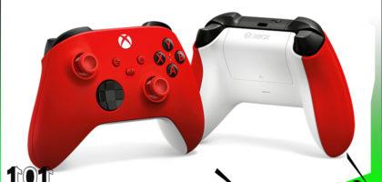Xbox Series X Microsoft anuncia el nuevo control Pulse Red para sus consolas